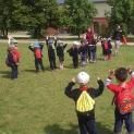 Przedszkolaki w Arboretum